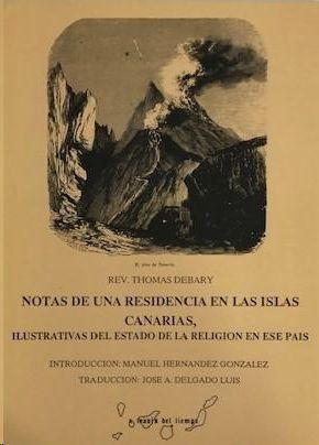 NOTAS DE UNA RESIDENCIA EN LAS ISLAS CANARIAS