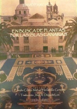 EN BUSCA DE PLANTAS POR LAS ISLAS CANARIAS