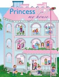 PRINCESS TOP MY HOUSE. CARPETA TEJADO ROSA