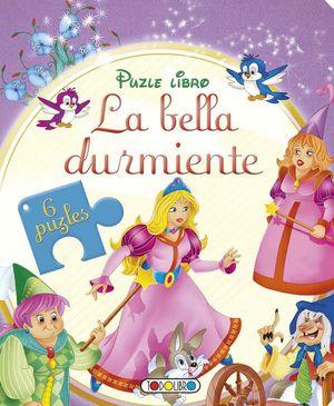 BELLA DURMIENTE, LA ( PUZLE LIBRO )