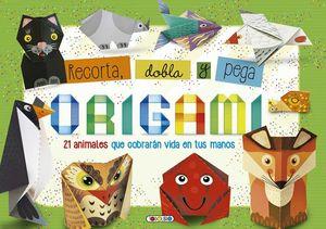 ORIGAMI        (RECORTA,DOBLA