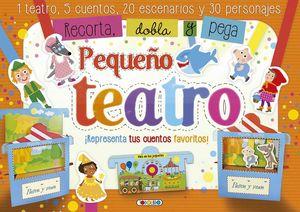PEQUEQO TEATRO (RECORTA,DOBLA