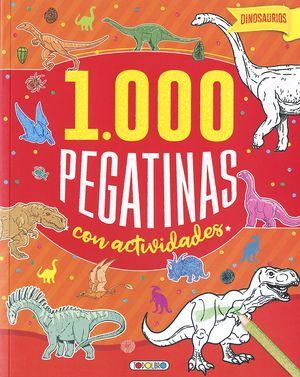 DINOSAURIOS ( 1000 PEGATINAS )