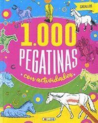 CABALLOS ( 1000 PEGATINAS )