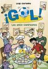 LOS ONCE CAMPEONES (¡GOL! 33)