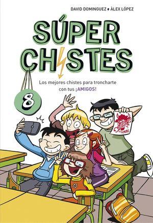 LOS MEJORES CHISTES PARA TRONCHARTE CON TUS ¡AMIGOS! (SÚPER CHISTES 8)