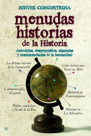 MENUDAS HISTORIAS DE LA HISTORIA. 15 ANIVERSARIO