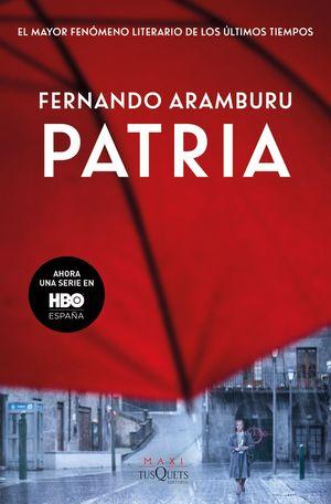 PATRIA PORTADA SERIE