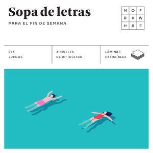 SOPA DE LETRAS (CUADRADOS DE DIVERSIÓN)