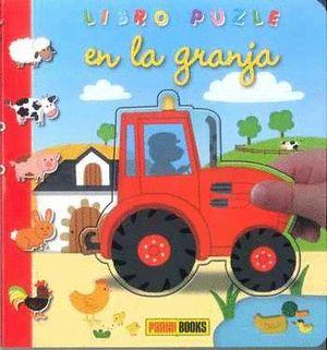 EN LA GRANJA (LIBRO PUZLE)