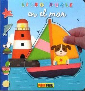 EN EL MAR (LIBRO PUZLE)