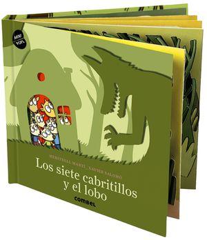 LOS SIETE CABRITILLOS Y EL LOBO