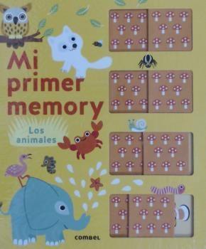 LOS ANIMALES. PRIMER MEMORY