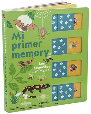 MI PRIMER MEMORY. LOS PEQUEÑOS ANIMALES