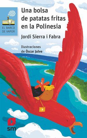 UNA BOLSA DE PATATAS FRITAS EN LA POLINESIA