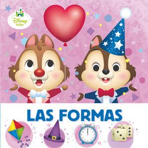 LAS FORMAS. DISNEY BABY