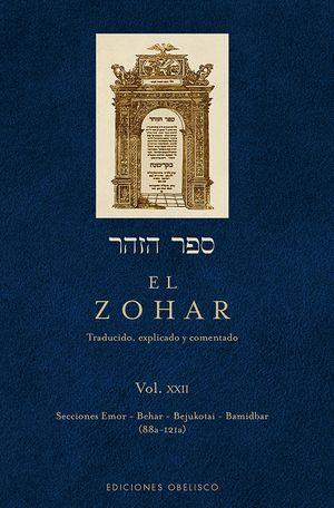 EL ZOHAR.  (VOL. 22)