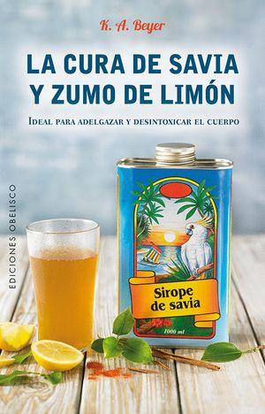 CURA DE SAVIA Y ZUMO DE LIMÓN