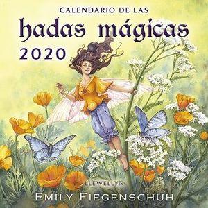 CALENDARIO DE LAS HADAS MAGICAS 2020
