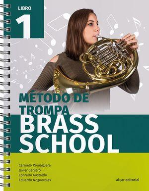 METODO DE TROMPA BRASS SCHOOL