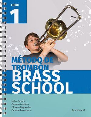 METODO DE TROMBON BRASS SCHOOL
