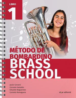 METODO DE BOMBARDINO BRASS SCHOOL