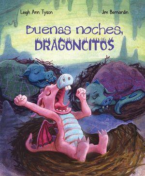 BUENAS NOCHES, DRAGONCITOS