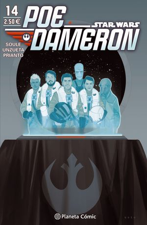 STAR WARS POE DAMERON Nº 14