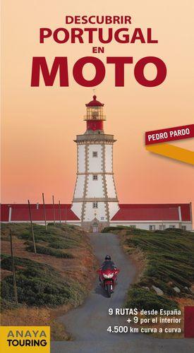 DESCUBRIR PORTUGAL EN MOTO 2018