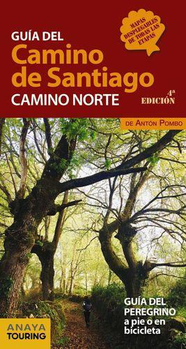 GUÍA CAMINO DE SANTIAGO. CAMINO NORTE 2018