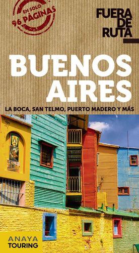 BUENOS AIRES 2019 FUERA DE RUTA
