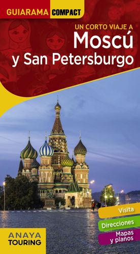 MOSCÚ - SAN PETERSBURGO 2021 GUIARAMA