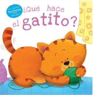 QUE HACE EL GATITO