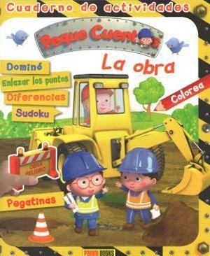 OBRA, LA - CUADERNO DE ACTIVIDADES PEQUE CUENTOS