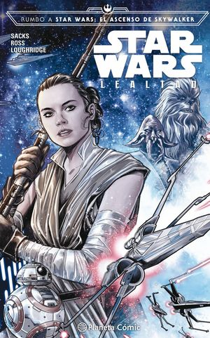 STAR WARS: ALLEGIANCE (CÓMIC EPISODIO IX)