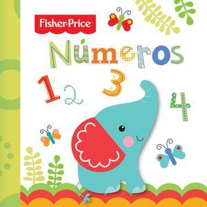 TEXTURITAS FISHER PRICE- NÚMEROS