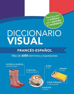 DICCIONARIO VISUAL FRANCÉS- ESPAÑOL