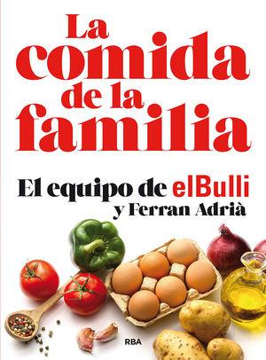 LA COMIDA DE LA FAMILIA (N. EDICION)
