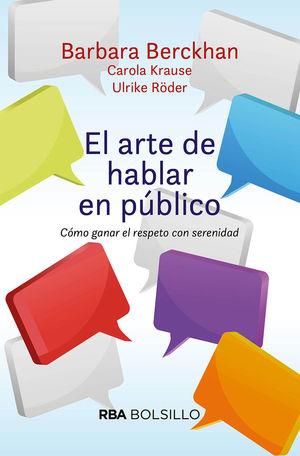 EL ARTE DE HABLAR EN PUBLICO (BOLSILLO)