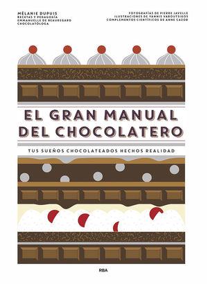 EL GRAN MANUAL DEL CHOCOLATERO