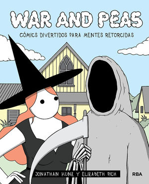 WAR AND PEAS. COMICS DIVERTIDOS PARA MENTES RETORCIDAS