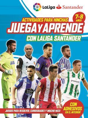 JUEGA Y APRENDE CON LA LIGA 7-8