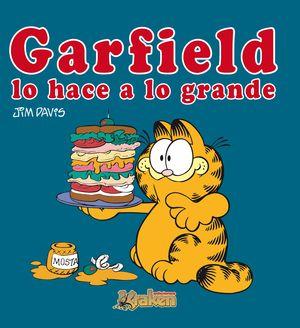 GARFIELD LO HACE A LO GRANDE