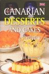 CANARIAN DESSERTS AND CAKES (INGLES)