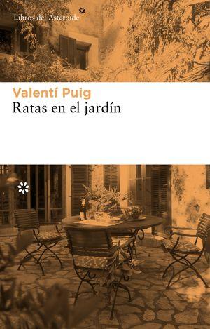 RATAS EN EL JARDÍN