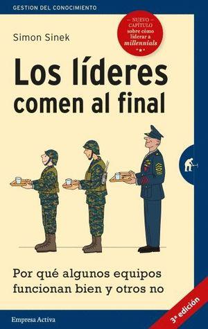 LOS LÍDERES COMEN AL FINAL (EDICIÓN REVISADA)