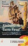 ALMIRANTE EN TIERRA FIRME