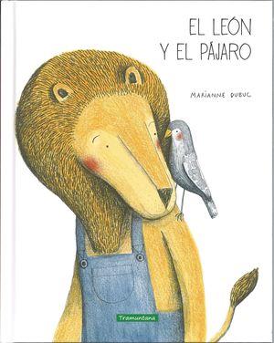 EL LEÓN Y EL PÁJARO