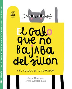 EL GATO QUE NO BAJABA DEL SILLÓN