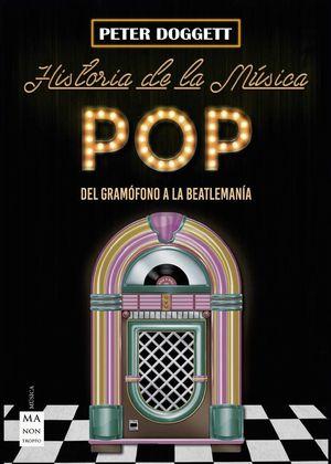 HISTORIA DE LA MUSICA POP